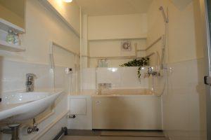 団地リノベ 浴室